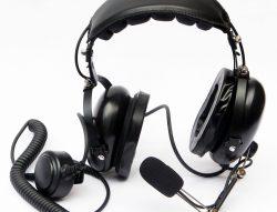 Extreem lawaai headset koptelefoon