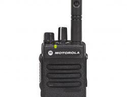Motorola DP2400 voorz